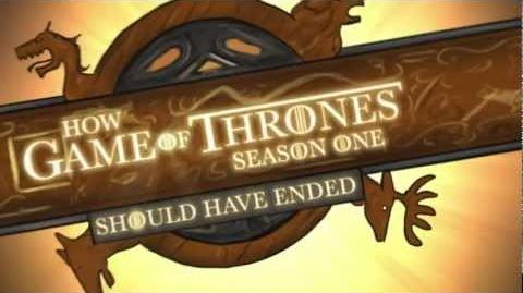 How Game of Thrones Season 1 Should Have Ended