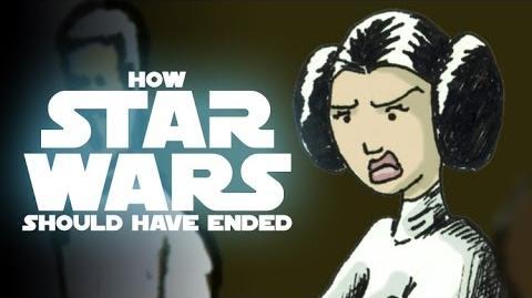 How Star Wars Episode Iv Should Have Ended How It Should Have Ended Wiki Fandom