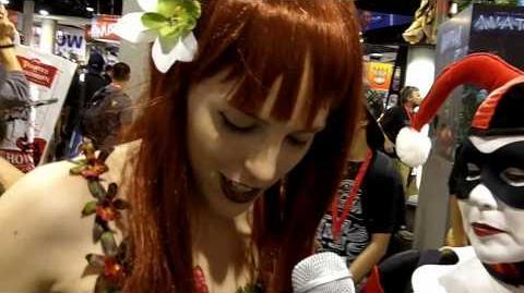 HISHE at Comic Con 2010 - Day 3 - Costumes