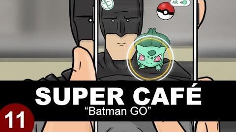 Super Cafe Batman GO