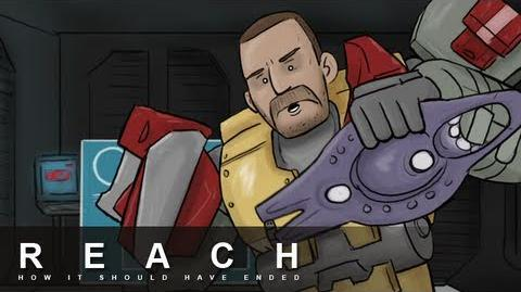 How Halo Reach Should Have Ended