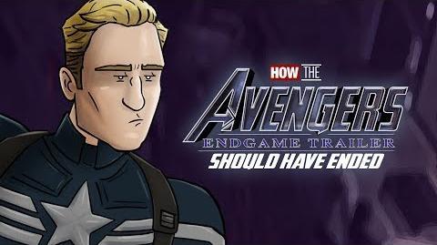 How The Avengers Endgame Trailer Should Have Ended