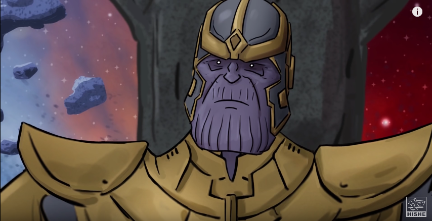 Thanos How It Should Have Ended Wiki Fandom Powered By