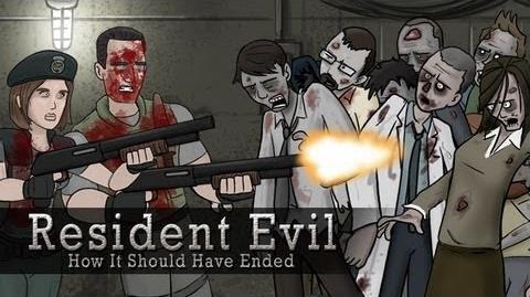 How Resident Evil Should Have Ended
