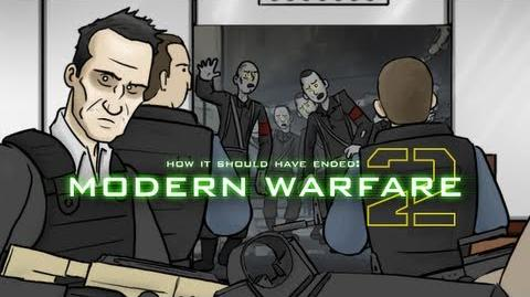 How Call of Duty Modern Warfare 2 Should Have Ended