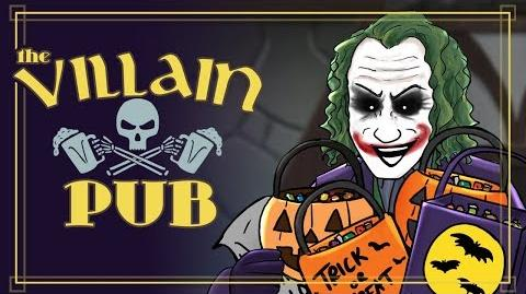 Villian Pub - Trick or Treat