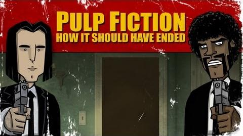 How Pulp Fiction Should Have Ended