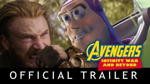 Avengers Infinity War and Beyond Trailer (Toy Story Mashup)