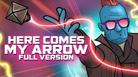 Here Comes My Arrow - Guardians of the Galaxy Vol. 2 PARODY