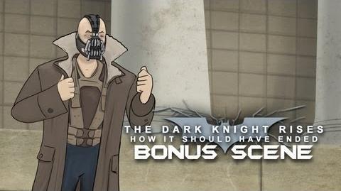 How The Dark Knight Rises Should Have Ended - Bonus Scene