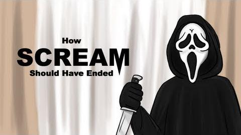 How Scream Should Have Ended