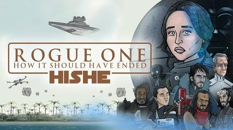 How Rogue One: A Star Wars Story Should Have Ended