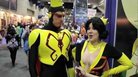 COSPLAY - HISHE Comic Con 2011