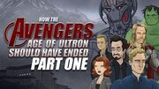How The Avengers Age Of Ultron Should Have Ended - Part One