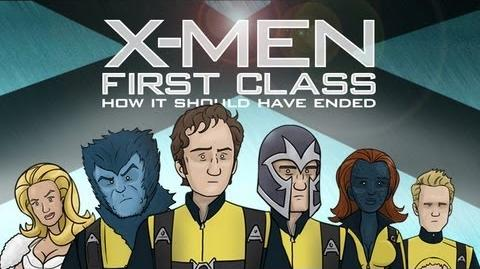 How X-Men First Class Should Have Ended