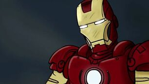 Hishe iron man