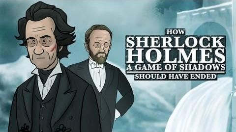 How Sherlock Holmes Game of Shadows Should Have Ended