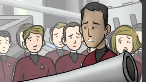 How Star Trek Should Have Ended - Deleted Scene
