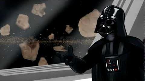 "Empire Strikes Back HISHE - Bonus Footage ""Happy Vader"""