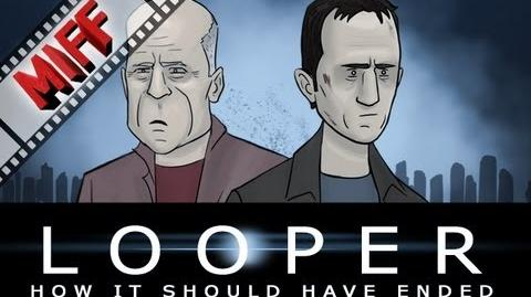 How Looper Should Have Ended