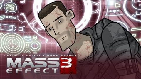 How Mass Effect 3 Should Have Ended