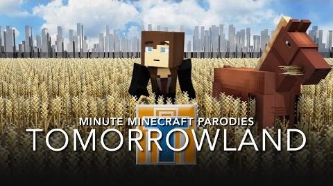 Tomorrowland - HISHE Features Minute Minecraft Parodies