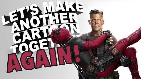 HISHE Written By The Fans Deadpool 2