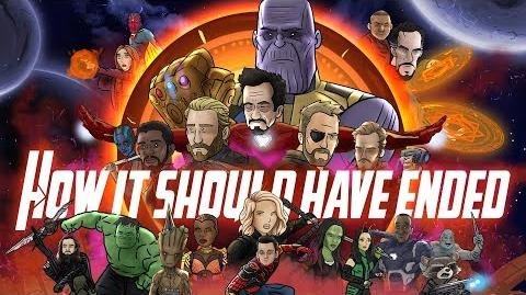 How Avengers: Infinity War Should Have Ended | How It Should