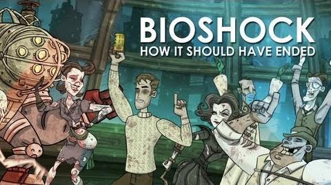 How Bioshock Should Have Ended