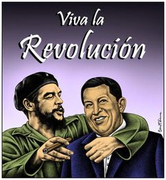 Guevara and Chavez