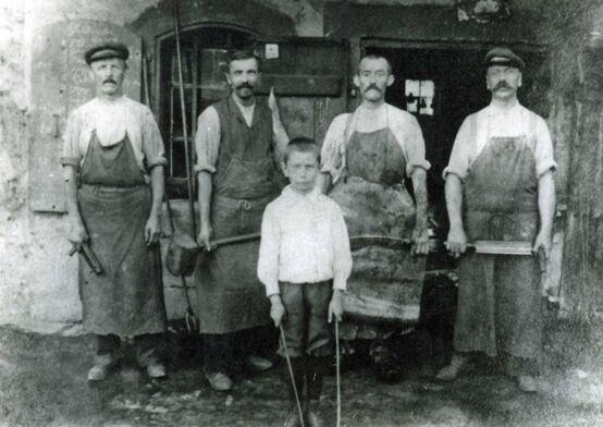 Tanneurs 1910