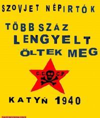 Katyń - plakat
