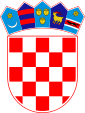 Godło Chorwacji