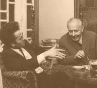 Kálmán Kéri i Roland Antoniewicz, 1972