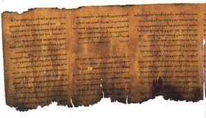 Rękopisy z Qumran
