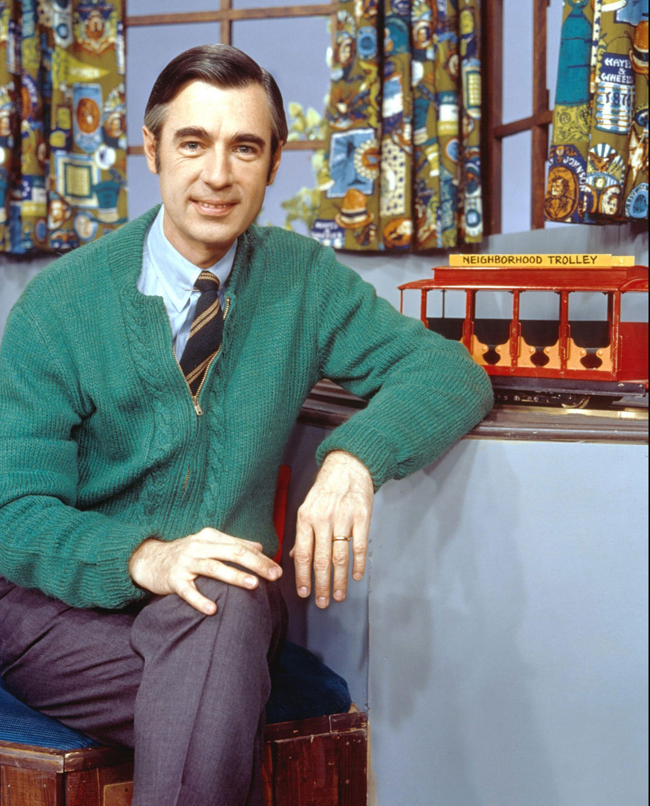 Fred Rogers History Alive Comic Wiki Fandom