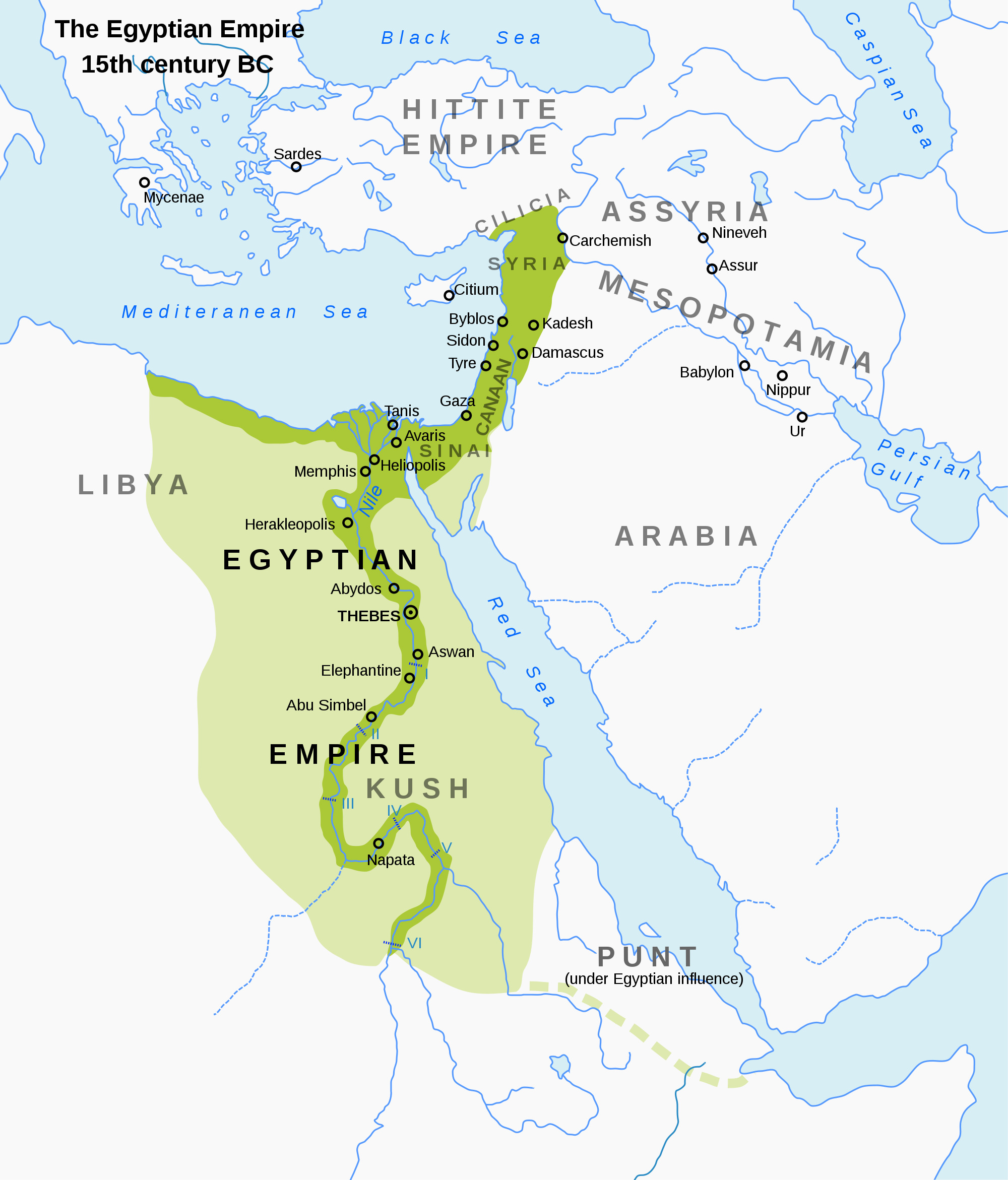 The Birth of the Nile River Civilization the Worlds First