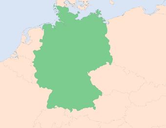 Deutsches Staatsgebiet Deutsche Geschichte Wiki Fandom