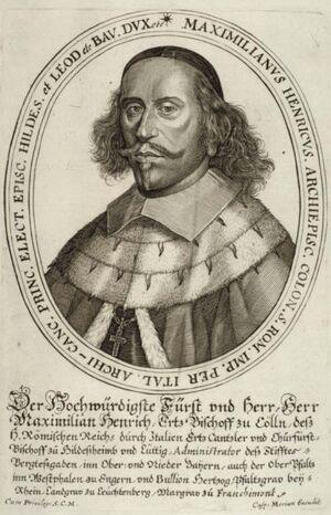 Maximilian Henry of Bavaria