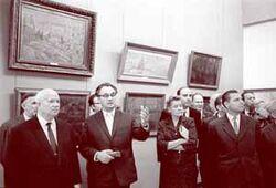 Hrushev-na-vystavke