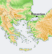 220px-Locator map Byzantion