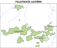 Map-Palatinate-Lautern