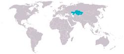 LocationKazakhstan