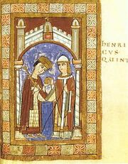 220px-Erzbischof Ruthard von Mainz überreicht Heinrich V. die Sphaira