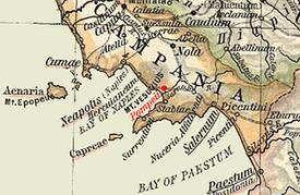 Roman campania pompeii