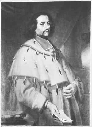 Kurfürst Johann Hugo von Orsbeck