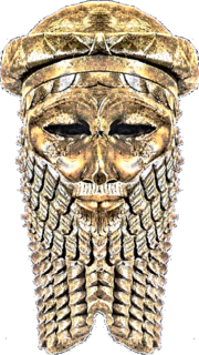 Sargon head