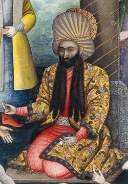 Sultan Husayn of Persia
