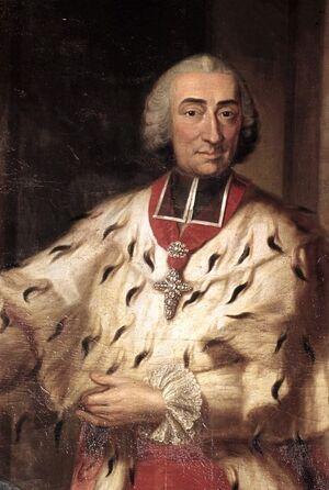Max Frederick of Konigsegg-R