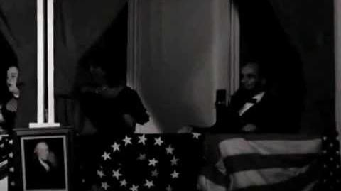 ABRAHAM LINCOLN ASSASINATION - ACTUAL VIDEO, LOST SINCE 1865